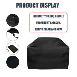 L BBQ COVER WATERPROOF RAIN GARDEN BARBECUE GRILL HEAVY DUTY EXTRA LARGE UK