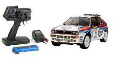 Tamiya 1/10 XB Series Lancia Delta Integrale Complete Model RC Drive Set 57858