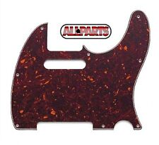 NEW Tortoise 3 ply Pickguard For USA Fender Telecasters