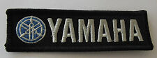 Yamaha Rectangle  Motorcycles  embroidered cloth patch.   B031201