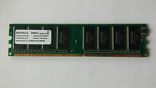 Buffalo Technology DD4003-1G/BJ Select DDR1 DIMM 1GB PC3200 Unbuffered Non ECC