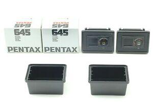 【 N Mint + 3 IN Box 】 PENTAX 645 120 & 220 Rolle Film Hintere Halter Für 645 Nii