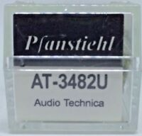 NEW-AT-3482U PHONOGRAPH TURNTABLE PFANSTIEHL CARTRIDGE NEEDLE STYLUS!