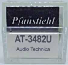 NEW AT-3482U PFANSTIEHL Phonograph Turntable Cartridge Needle Stylus