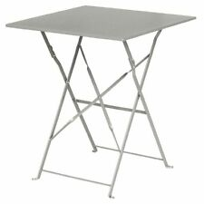 Grey Outdoor Tables