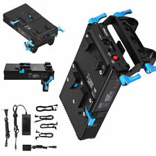 FOTGA DP500 Mark III V Mount Battery Power Supply +AC-PW20 Dummy Pack fr Sony A7