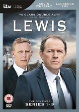 LEWIS Series 1-9 DVD Set BRAND NEW 2015