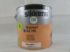 Sikkens Rubbol AZ HS Hochglanlack 2,300 L F60