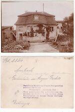 Ansbach, Markgäfliches Gartenhaus Gross Foto Original (12,4 x 17,3 cm) 1912
