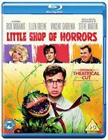Little Shop of Horrors [Blu-ray] [1986] [Region Free] [DVD][Region 2]