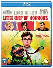 Little Shop of Horrors [Blu-ray] [1986] [Region Free] [DVD][Region 2]