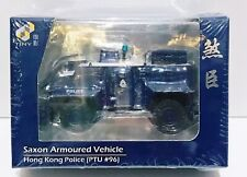 Tiny City - Saxon Armoured Vehicle Hong Kong Police (PTU #96) 7-eleven exclusive