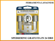 Kit anodi in alluminio per motori Mercury Tecnoseal made in Italy zinchi