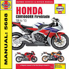 Honda CBR1000RR CBR1000 Fireblade 2008 - 2013 Haynes Manual 5688 NEW