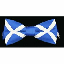 Scotland Flag Bow Tie