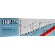 OH 006 - Probepackung, H-Profil-Mast, DB/SNCF | Hobbex | H0 | Neu