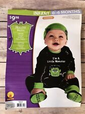 Monster Costume by Rubie's Infant 0-6 months