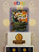 White Kyurem EX 101/113 NM Legendary Treasures Full Art Ultra Rare Holo Pokemon