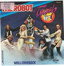 "Teach In - The Robot (single 7"")"