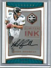 Mark Brunell 2017 Panini Limited Autograph #05/10