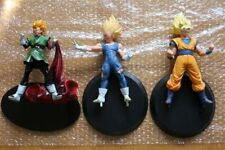 Banpresto Dragon ball Z HQ DX Figure SCultures Son Gohan & Majin Vegeta & Gokou