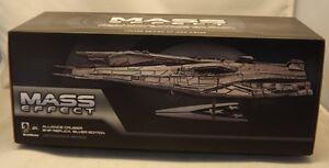 Mass Effect - Alliance Cruiser Ship Replica (Silver Metal) NEW IN BOX Dark Horse