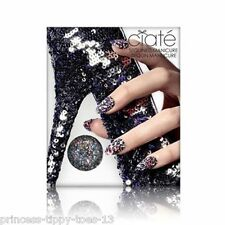 CIATE sequined manicure set in harlequin sequins - 13.5 glitter grip & brush