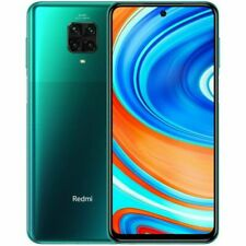 Xiaomi Redmi Note 9 Pro - 64GB - Tropical Green (Sbloccato) (Dual SIM)