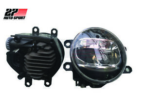 FOG LAMP LED FOR TOYOTA FORTUNER GENUINE PART 81210-0K150 , 81210-0K100