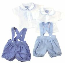 Summer Spanish Casual Outfits & Sets (0-24 Months) for Boys