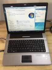 NOTEBOOK HP COMPAQ 6720S CELERON 540 1.86 GHZ RAM 2GB HD 120 GB  VISTA