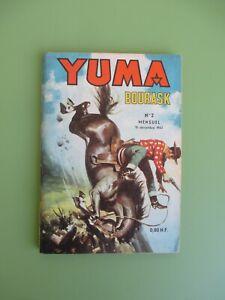 YUMA 2 LUG de 1962