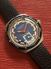 Kienzle Sport Vintage Divers Watch 39mm Made in Germany Pie Pan Dial