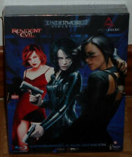 Resident Mal-Underworld : Evolution Aeonflux Pack 3 Blu-Ray Neuf (sans Ouvrir)