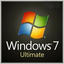 WIN 7 ULTIMATE 32/64 BITS ORIGINAL DIGITAL KEY