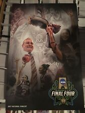 MISSISSIPPI STATE Women's Basketball 2017 FINAL FOUR Poster 18x12 Dallas, TX