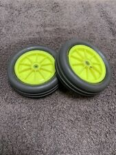Team Losi XX Vintage Front Wheel & Tyres