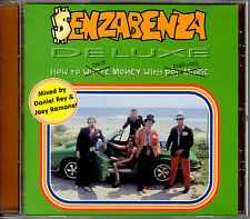 SENZABENZA deluxe - how to make money with punk rock CD 1996 RARO FUORI CATALOGO