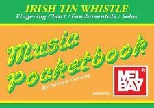 IRISH TIN WHISTLE POCKETBOOK, Default setting, FMW - MLB93752