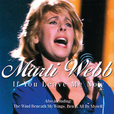 Marti Webb – If You Leave Me Now CD