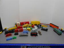 31 Pc.Vintage Plastic Lot; Irwin, Varney, Mar, Toy Train & Etc Parts