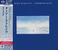 DIRE STRAITS - SHM - SACD - UIGY9635 -  COMMUNIQUÈ - JAPAN LIMITED