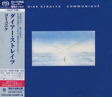 DIRE STRAITS - SHM - SACD - UIGY9635 -  COMMUNIQUÈ - JAPAN LIMITED