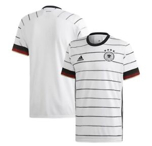 Germany Euro 2021 Striped Jersey US Adult Medium