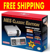 Nintendo NES Classic Edition Mini Console W/games Built-in GAMES Replica Clone