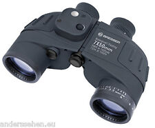 Bresser Nautic 7x50 Binoculars with Compass