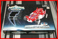 Power Rangers in Space: DX Red Galactic Rover _ * Mint in Factory Sealed Box *