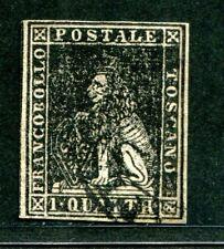 ITAL TOSCANA 1857 10 gest guter SCHNITT 850€(E8020