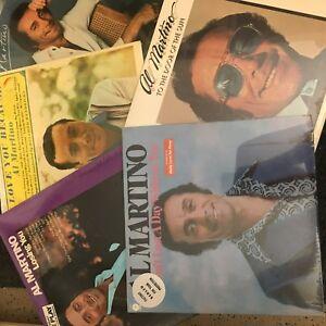 5 Al Martino SEALED  Record lp original vinyl album jazz vocal crooner