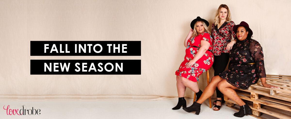 Lovedrobe Plus Size Women's Fashion